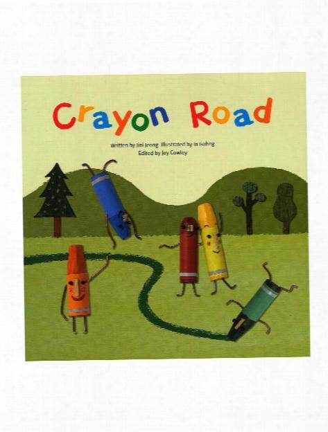 Crayon Road E Ach