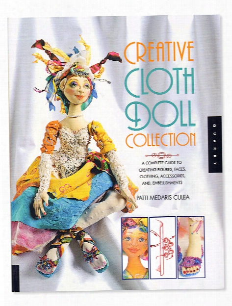Creative Cloth Doll Collection Each