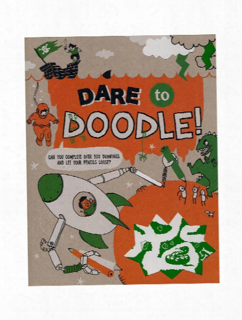 Doodle Fun Series Dare To Doodle