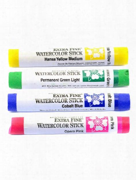 Extra Fine Watercolor Sticks Alizarin Crimson