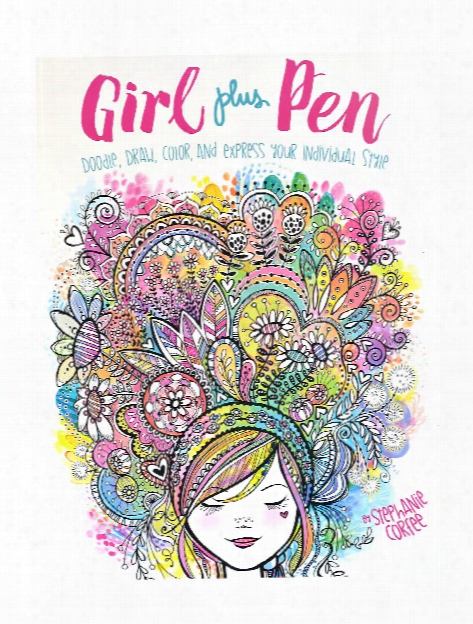 Girl Plus Pen Each