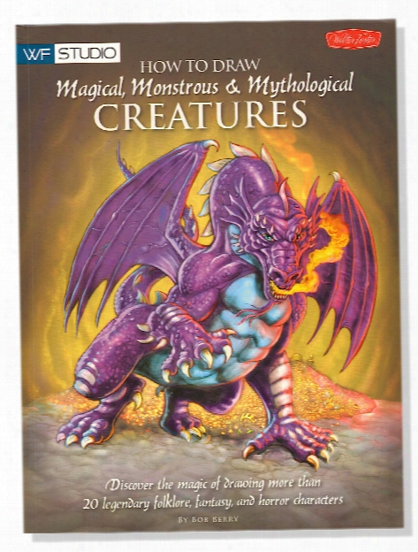How To Draw Magical Monstrous ↦ Mythological Creatures Each
