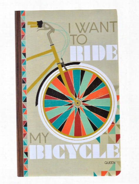 Journals I Want To Ride My Bicycle