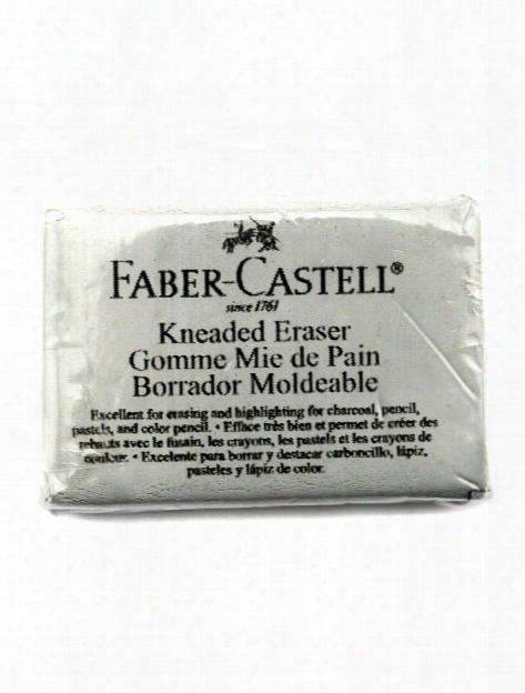 Kneaded Erasers Mediumgrey Eachh