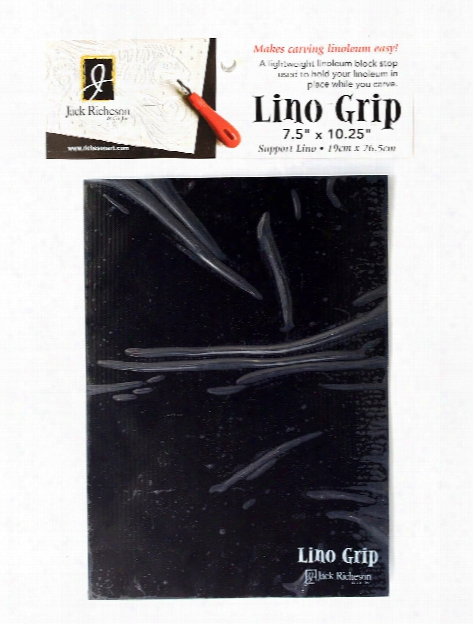 Lino Grip 7 1 2 In. X 10 1 4 In.
