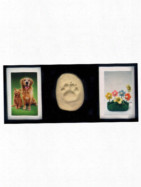 Memory Frame Kit Baby Double Turning Frame With Double Face