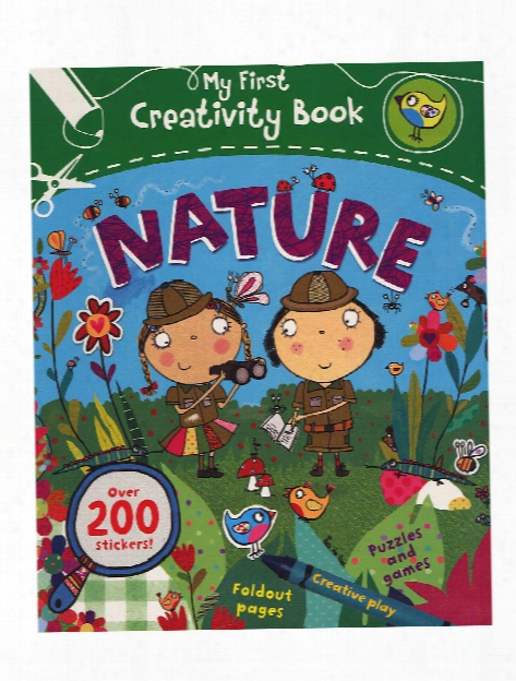 My First Creativity Books Nature
