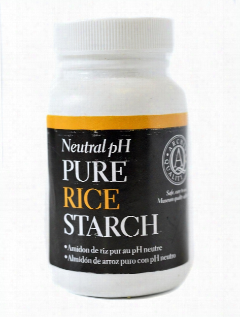 Pure Rice Starch Adhesive 2 Oz. Bottle