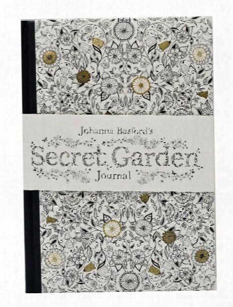 Secret Garden Journal Each