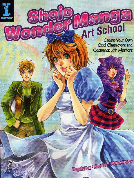 Shojo Wonder Manga Art School Each