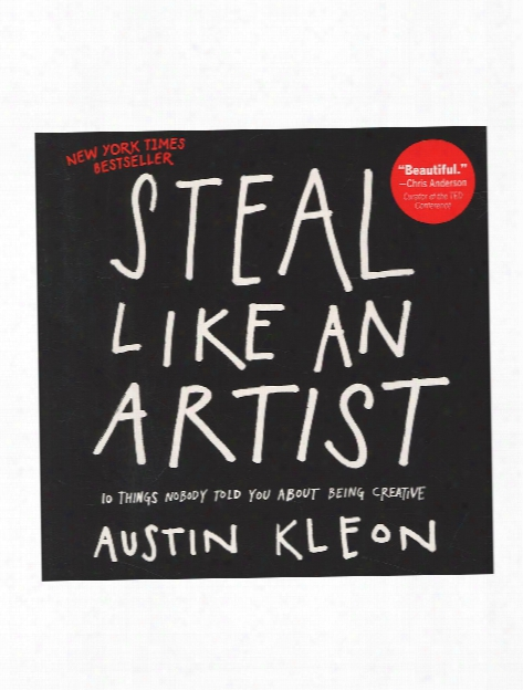 Steal Like An Artist Each