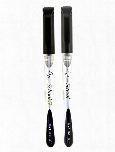 Tachikawa School G Fountain Pen Black School G Fine