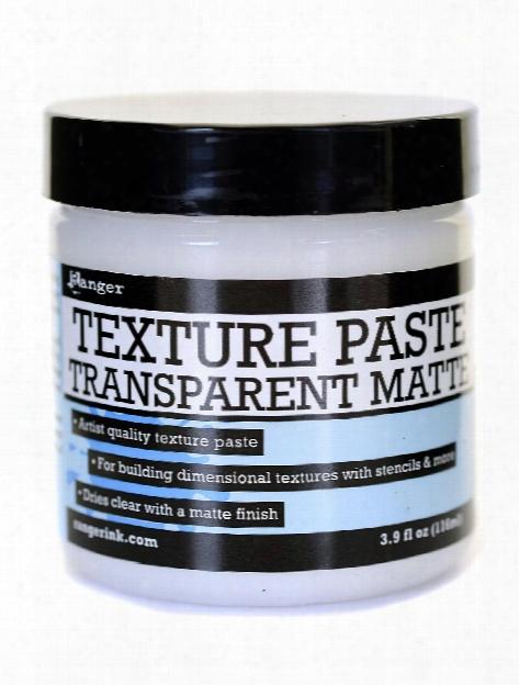 Texture Paste Opaque 4 Oz. Jar
