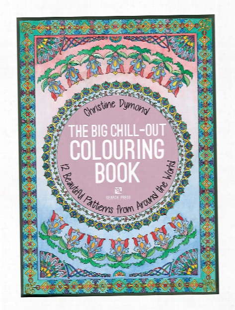 The Big Chill-out Colourihg Book Each