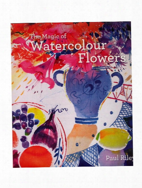 The Magic Of Watercolour Flowers Each