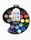 Artist Palette set of 18