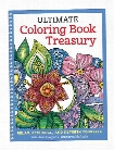 Coloring Book Treasury Mandalas and More