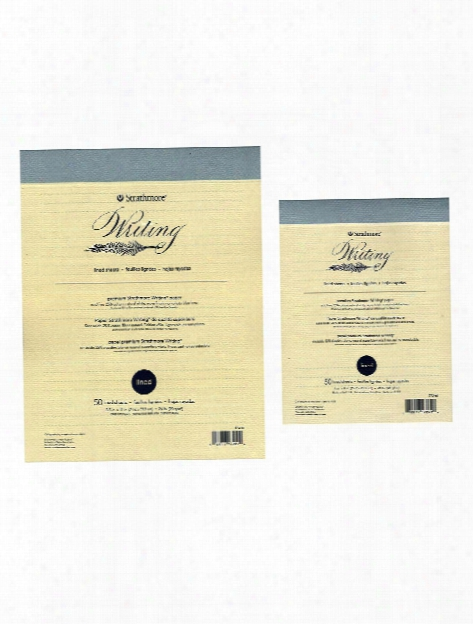 Writing Lined Pads 6 In. X 8 In. 50 Sheets