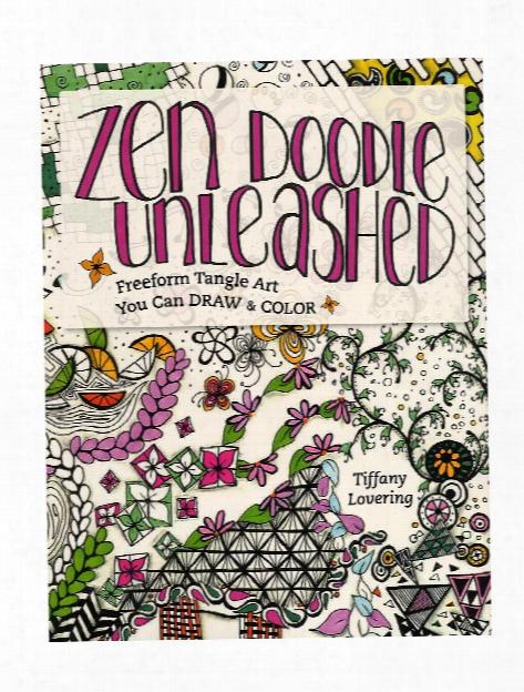 Zen Doodle Unleashed Each
