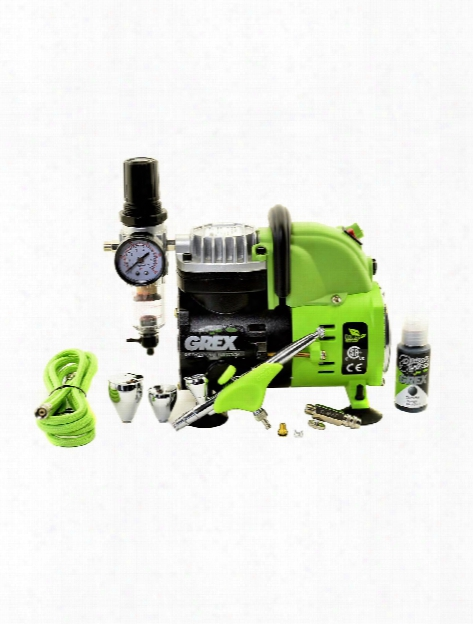 Airbrush Combo Kits Tritium.tg3 Kit