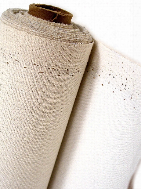 Alabama Primed Cotton Canvas Rolls 56 In. X 12 Yd.