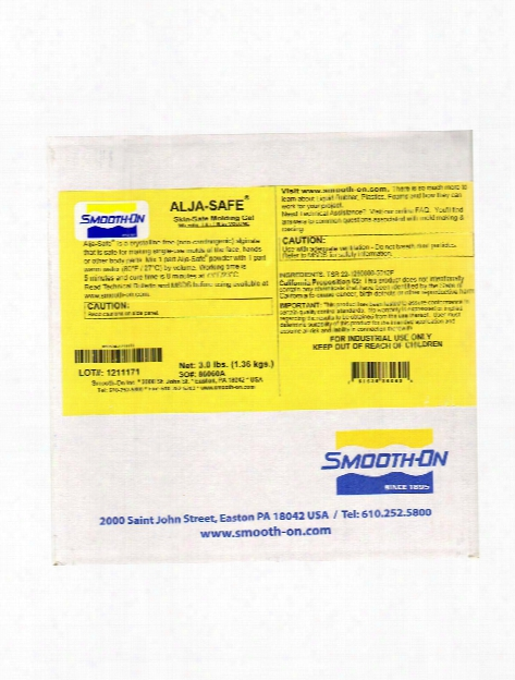 Alja-safe Alginate 3 Lb.
