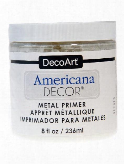Americana Metal Primer Clear 8 Oz.