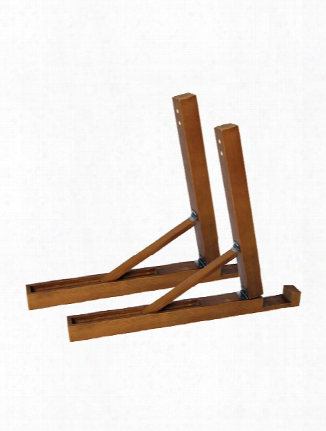 Bace Big Artist Canvas Easel Brown