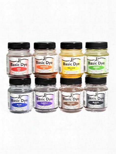 Basic Dye Set Set Of 8