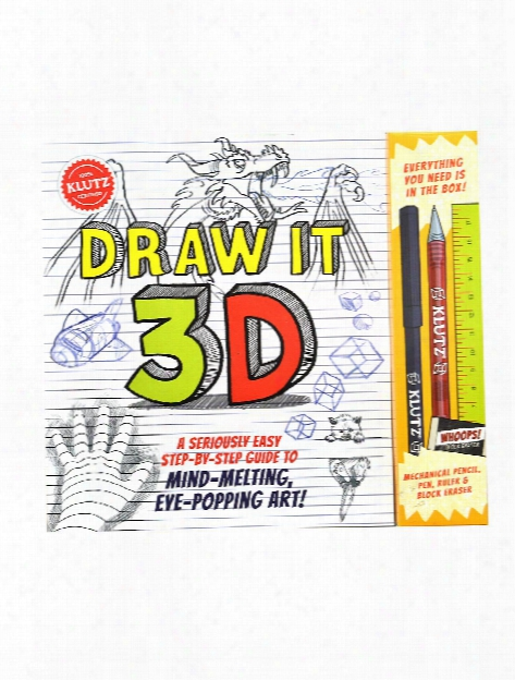 Draw It 3d Each