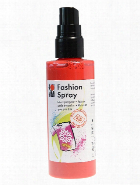 Fashion Spray Raspberry 100 Ml