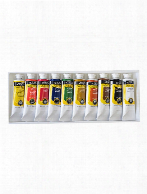 Galeria Acrylic Colour Basic Set Each