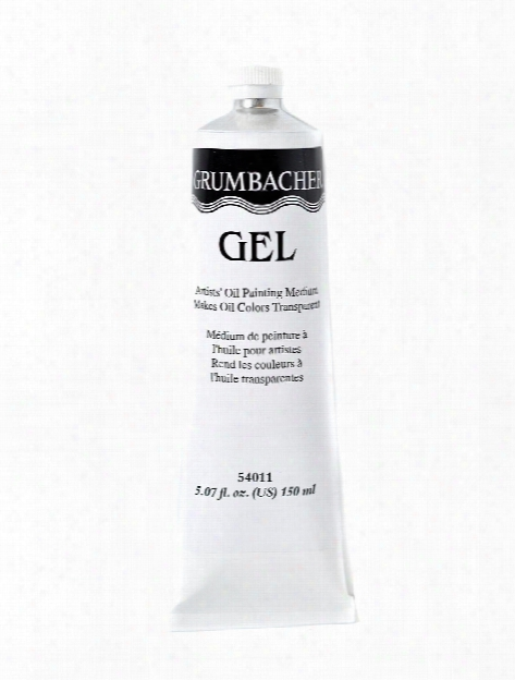 Gel Artists Oil Medium 5.07 Fl. Oz. 150 Ml