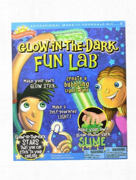 Glow In The Dark Fun Lab Each