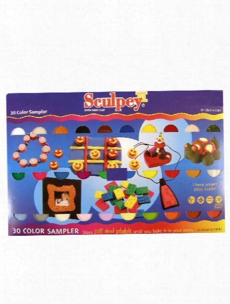 Iii Sampler 30-color Set Sampler Assortment