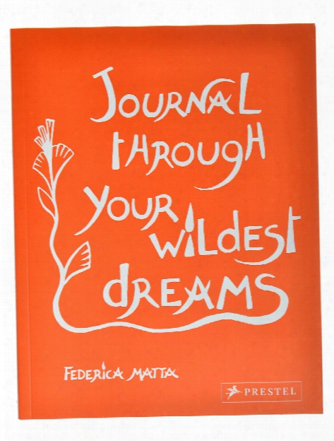 Journal Through Your Wildest Dreams Each