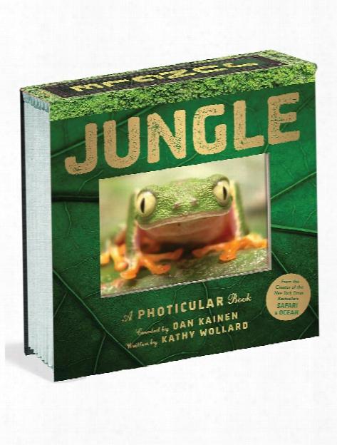 Jungle: A Photicular Book Each
