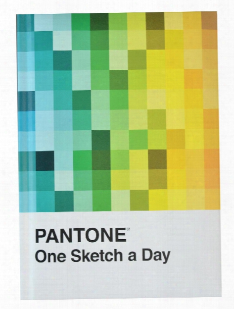 Pantone: One Sketch A Day Each