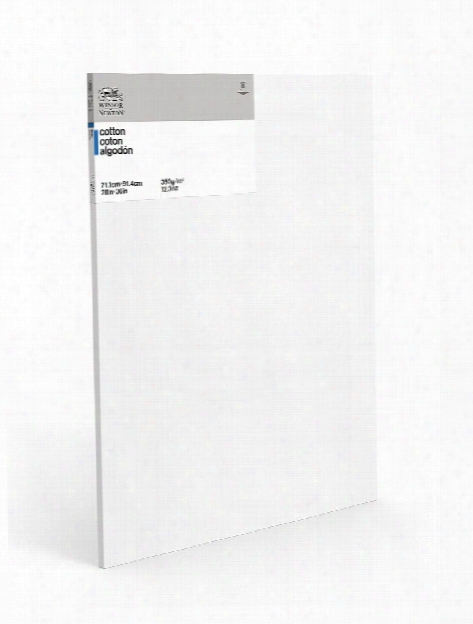 Professional Cotton Stretched Canvas Traditional 4 In. X 6 In.