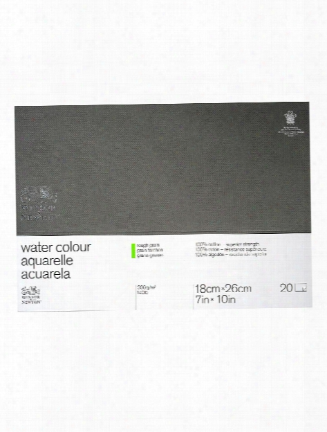 Professional Water Colour Paper Blocks 140 Lb. Cold Pressed 9 In. X 12 In.
