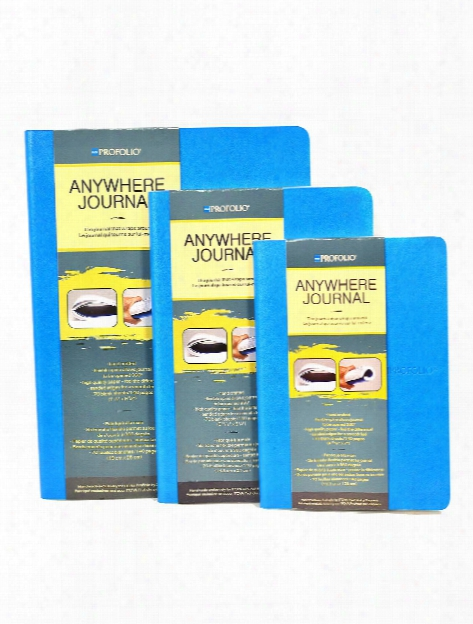 Profolio Anywhere Journals Small 140 Pages