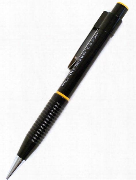 Shaker Mechanical Pencil 0.5 Mm Each