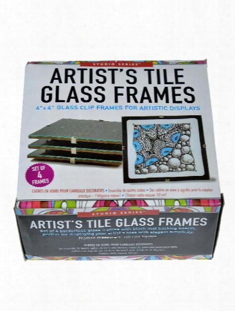 Studio Series Artist's Tile Glass Frames Each