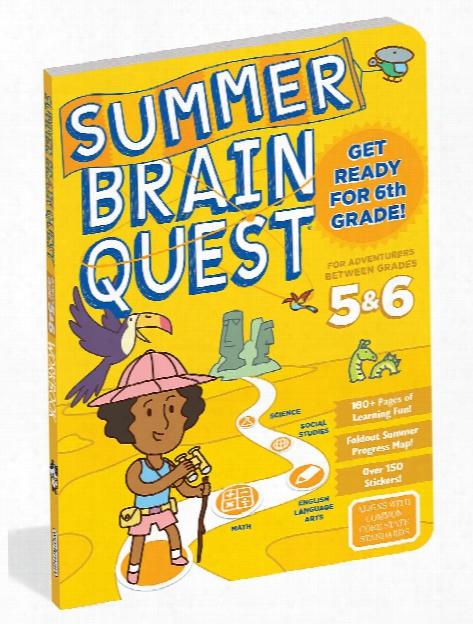 Summer Brain Quest K & 1