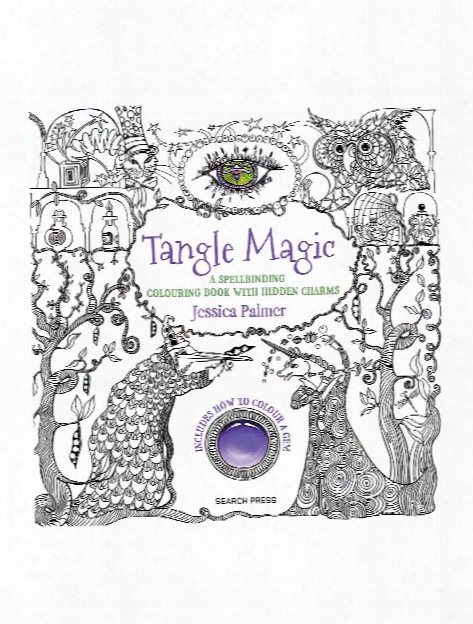 Tangle Magic Coloring Book Each