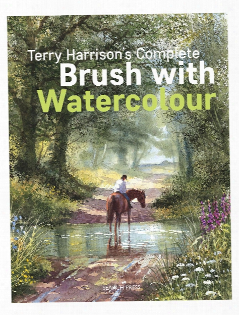 Terry Harrison's Complete Brush With Watercolour Each