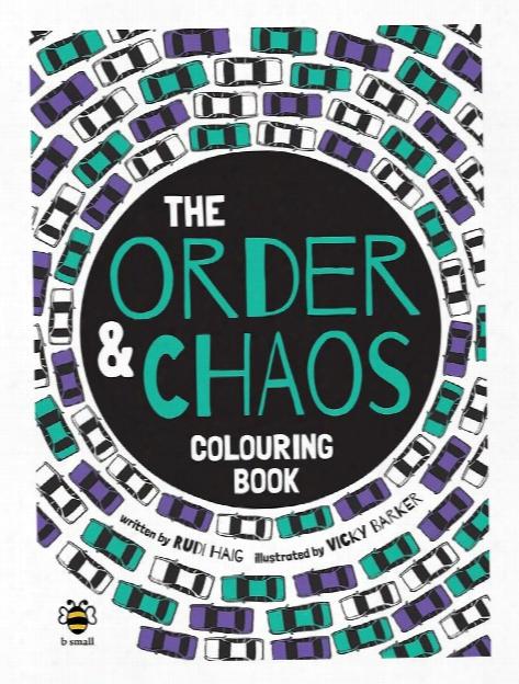 The Order & Chaos Colouring Book Each