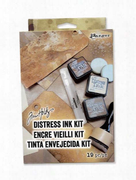 Tim Holtz Distress Kit Each