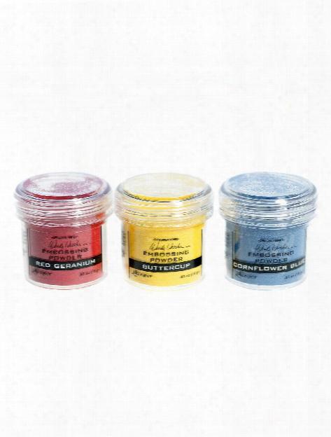 Wendy Vecchi Designer Series Embossing Powders Buttercup 1 Oz. Jar