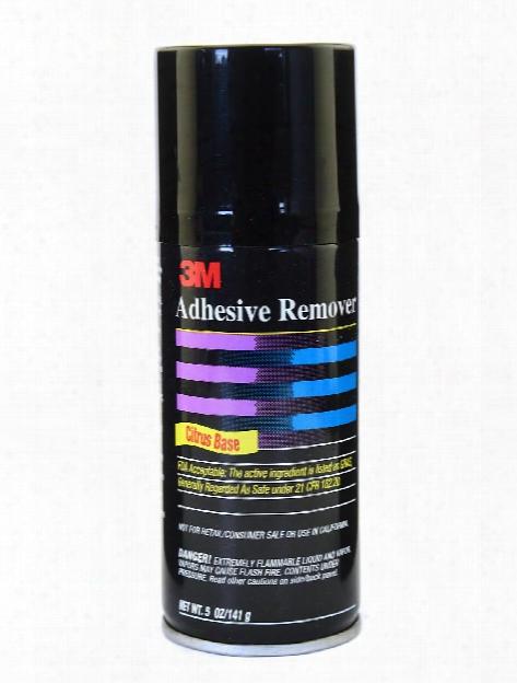 Adhesive Remover 5 Oz.